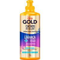 Creme De Pentear Gold Cachos óLeo Linhaã§A 250G - Unico - Dafiti