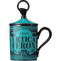 "Gucci Caneca ""Urtica Ferox"" - Preto"