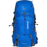 Mochila Cargueira Curtlo Mountaineer 40+5L Azul
