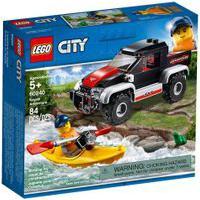 Lego City - Aventura De Caiaque - 60240