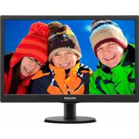 Monitor Led 18,5P Wide Vesa 193V5Lsb2 Preto Philips Bivolt