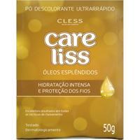 Descolorante Care Liss 50G Óleo Esplendor