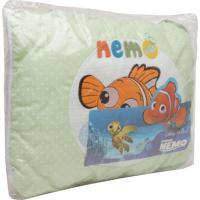 Almofada Bordados Disney Nemo Papí
