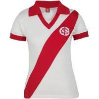 Camisa Internacional Retrô 1954 N°9 Feminina - Feminino