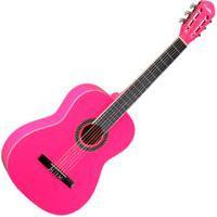 Violão Acústico Tagima Memphis Ac39Pi Nylon Pink