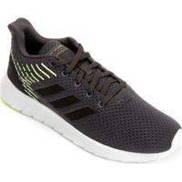 Tênis Adidas Calibrate Masculino - Masculino-Grafite+Verde Limão