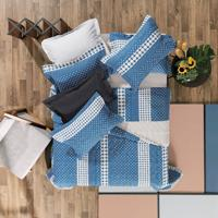 Jogo De Colcha King All Design - La Petite Azul