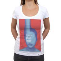 Dead Inside - Camiseta Clássica Feminina