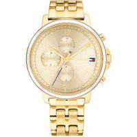 Relógio Tommy Hilfiger Feminino Aço Dourado - 1782189
