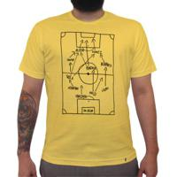 Super Star Soccer Deluxe - Camiseta Clássica Masculina