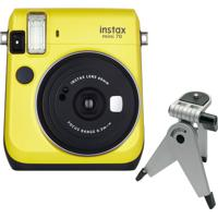 Câmera Fujifilm Amarelo
