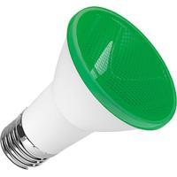 Lâmpada Led Par20 Verde Bivolt 6W - Lm161 - Luminatti - Luminatti