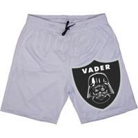 Bermuda Skull Clothing Vader Raiders Masculina - Masculino