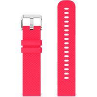 Pulseira De Silicone Tudo Smartwatch Para Xiaomi Amazfit Bip Lite Vermelho