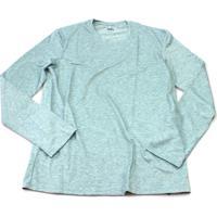 Camiseta Ozone Drirelease 19604 Ml Masc - Solo