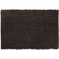 Tapete Micropop- Marrom Escuro- 60X40Cm- Camesacamesa