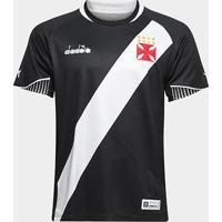 Camisa Vasco I 2018 S/N° - Torcedor Diadora Masculina - Masculino