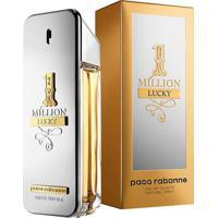1Million Lucky De Paco Rabanne Eau De Toilette Masculino 50 Ml