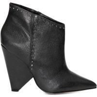 Ankle Boot Leticia Le Lis Blanc - Preto