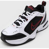 Tênis Nike Air Monarch Iv Branco/Preto