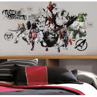 Vingadores Grafite