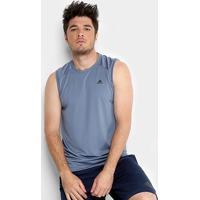 Regata Adidas Wkt Masculina - Masculino-Azul