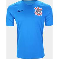 Camisa Corinthians Treino 19/20 Nike Masculina - Masculino