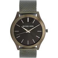 4bda72fbfcf16 Relógio Michael Kors Mk8608 1Vn Prata Velha