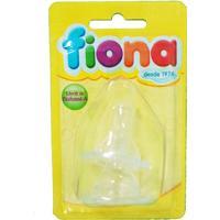 Bico Natuform Fiona Silicone Ref:8381 Com 2 Unidades