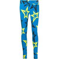 Perfect Moment Legging 'Starlight' - Azul