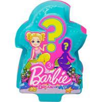Barbie Dreamtopia Sereia Surpresa - Mattel - Kanui