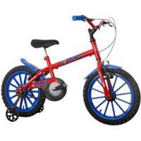 Bicicleta Track & Bikes Aro 16 Dino - Unissex