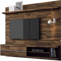Painel Para Tv De Até 55 Polegadas Com Luminária, Deck, Vivara