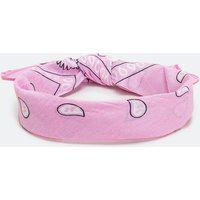 Bandana Estampada   Accessories   Rosa   U