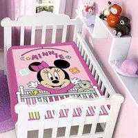 Cobertor Menina Disney Minnie Bercinho Jolitex
