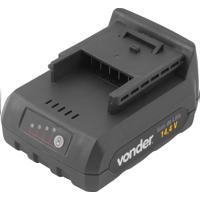 Bateria De Lítio Para Furadeira E Parafusadeira 14,4V 1,5Ah Ppfv 144 - Vonder