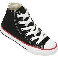Tênis Converse Chuck Taylor All Star Iii Infantil - Unissex-Preto+Branco