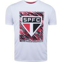 Camiseta Do São Paulo Pride - Masculina - Branco