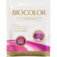 Sachê Descolorante Biocolor Proteína E Queratina 50G