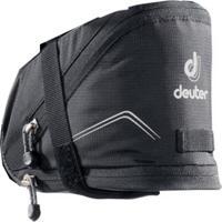 Bolsa Mochila 1,3 Litros Para Bicicleta - Deuter Bike Bag Ii Preta