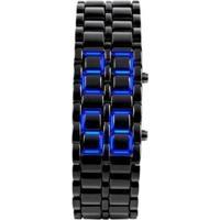 Relógio Skmei Digital 8061G Preto E Azul
