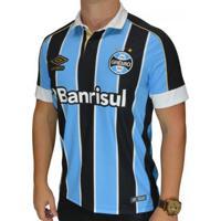 Camisa Grêmio I 19/20 Nº 10 Torcedor Umbro Masculino - Masculino