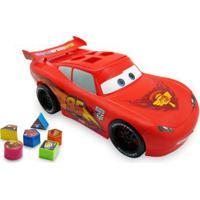 Carrinho Didático - Disney Cars - Relâmpago Mcqueen - Toyng
