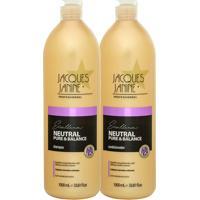 Kit De Shampoo & Condicionador Neutral Pure & Balance- 1Jacques Janine