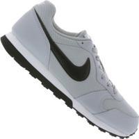 Tênis Nike Md Runner 2 - Infantil - Cinza/Branco