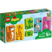 Lego Duplo - Primeiro Quebra-Cabeça Divertido - 10885
