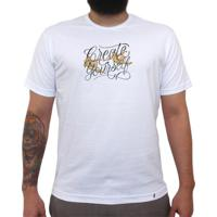 Create Yourself - Camiseta Clássica Masculina
