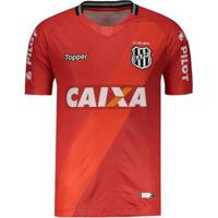 Camisa Topper Ponte Preta Goleiro Ii 2018 - Masculino