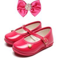 Sapato Pimpolho Fase 3 Rosa