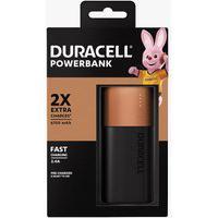 Carregador Duracell Portátil Power Bank 6700 Mah